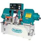 Clausing Kalamazoo Production Cutting Bandsawing Machines