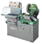 Variable speed cold saw cutting machine