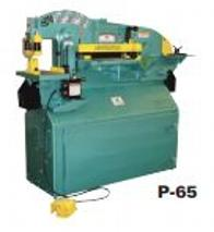 Piranha 65 ton hydraulic ironworker - Industry Saw