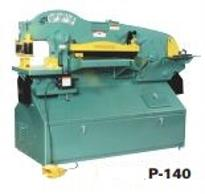Piranha P-140 Ton Ironworker distributed in California by Industry Saw