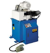 Single End Chamfering Machine of tube,pipe, & solid bar deburring
