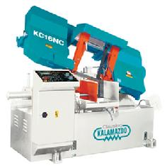 "Clauing KC16 Numeric Controlled Fully Automatic Bandsaw, 16"" Round Cut Capacity"