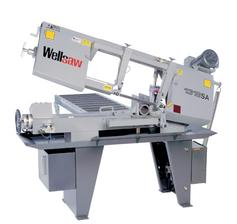 Wellsaw manufactures a full line of high quality metal cutting bandsaws with features and construction that ensure accurate cutting, ease of operation and long service life.