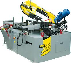 NC & CNC controlled bandsaws by FMB