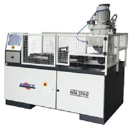 Programmable mitering cold saw machine for automatic saw cutting MACC NTA 370G