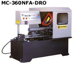 Fully automatic non-ferrous precision high speed saw