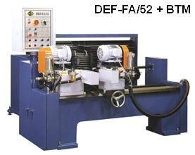 Double end finishing/chamfering machine CLICK IMAGE FOR MORE INFORMATION