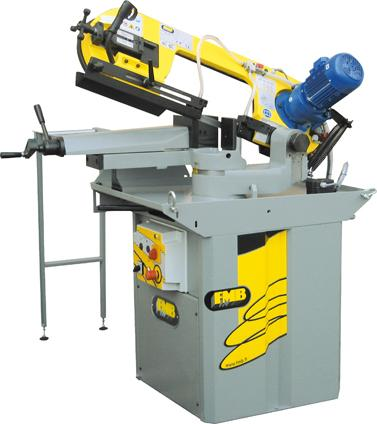 "FMB Phoenix Band Saw $4,325.00 compared to 14"" cold saw starting price $5,200.00. Phoenix saw cuts 7-3/4"" square, standard 14"" coldsaw can only cut 4"" square, Phoenix saw cut 5-1/4"" square at 45 degree, 14"" cold saw only cuts 3.5"" square  at 45 degree."