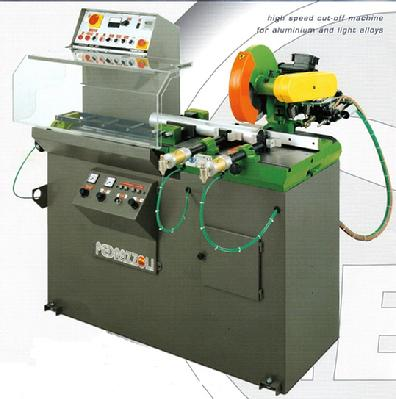 Pedrazzoli Perris 350 AP Automatic Aluminum Saw Cutting Machines